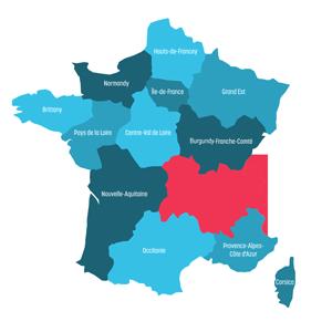 Auvergne-Rhone-Alpes for weddings