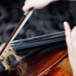 Wedding Cellist in France