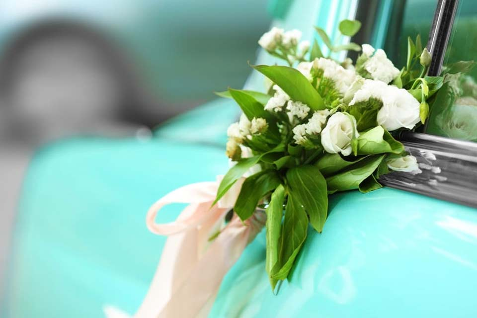 car hire and wedding transport for weddings in and around france