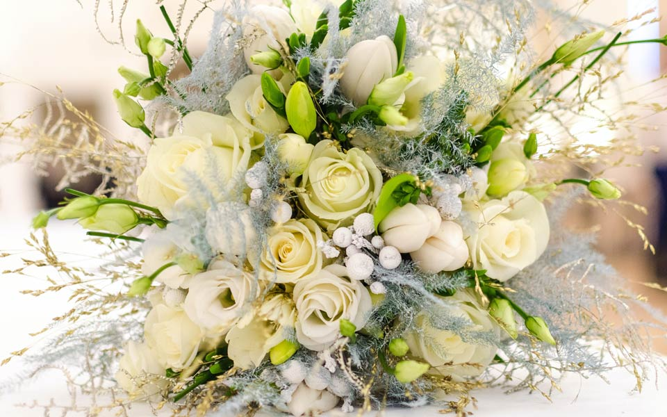 Fabulous French wedding flowers from suppliers in and around France