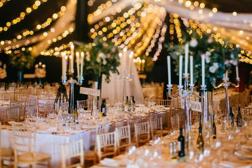 wedding & Marquee stylists and decor and decorations for weddings in and around France