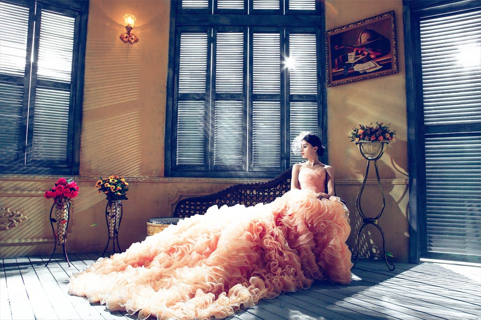 bridalwear and accessories in Provence
