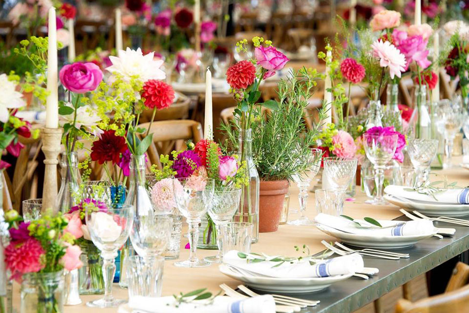 Wedding Flowers & Florists in Brittany France