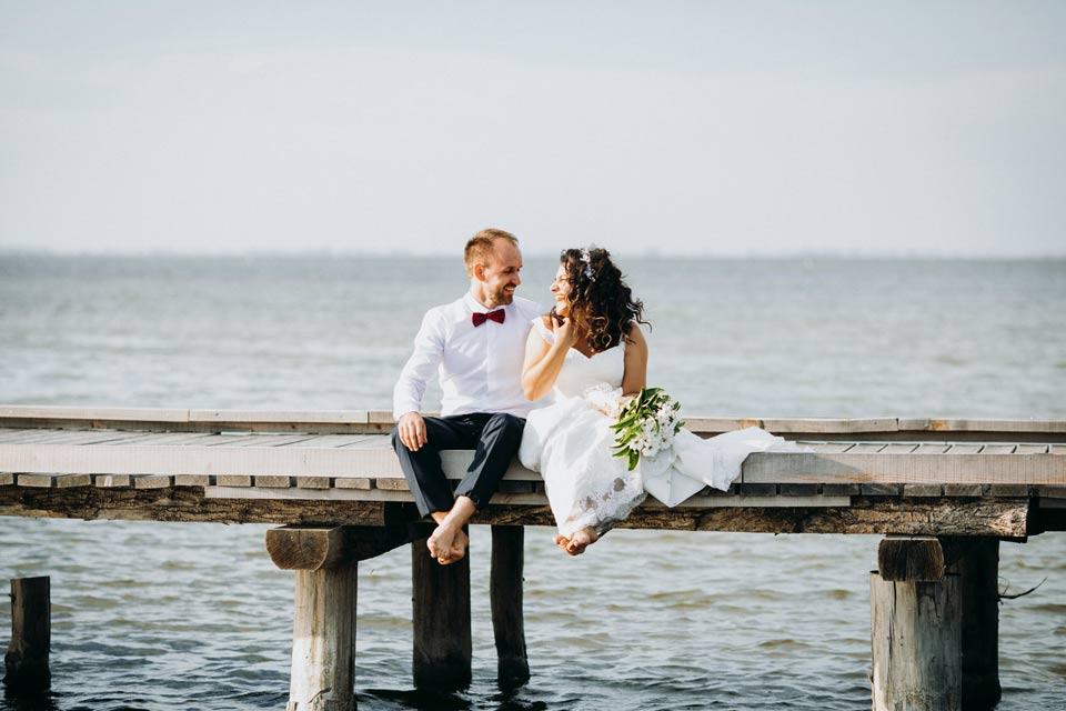 Wedding Photographers in the Pays de la Loire in France