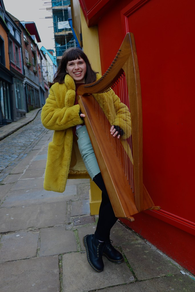 2 of Harps - award winning music for French Weddings