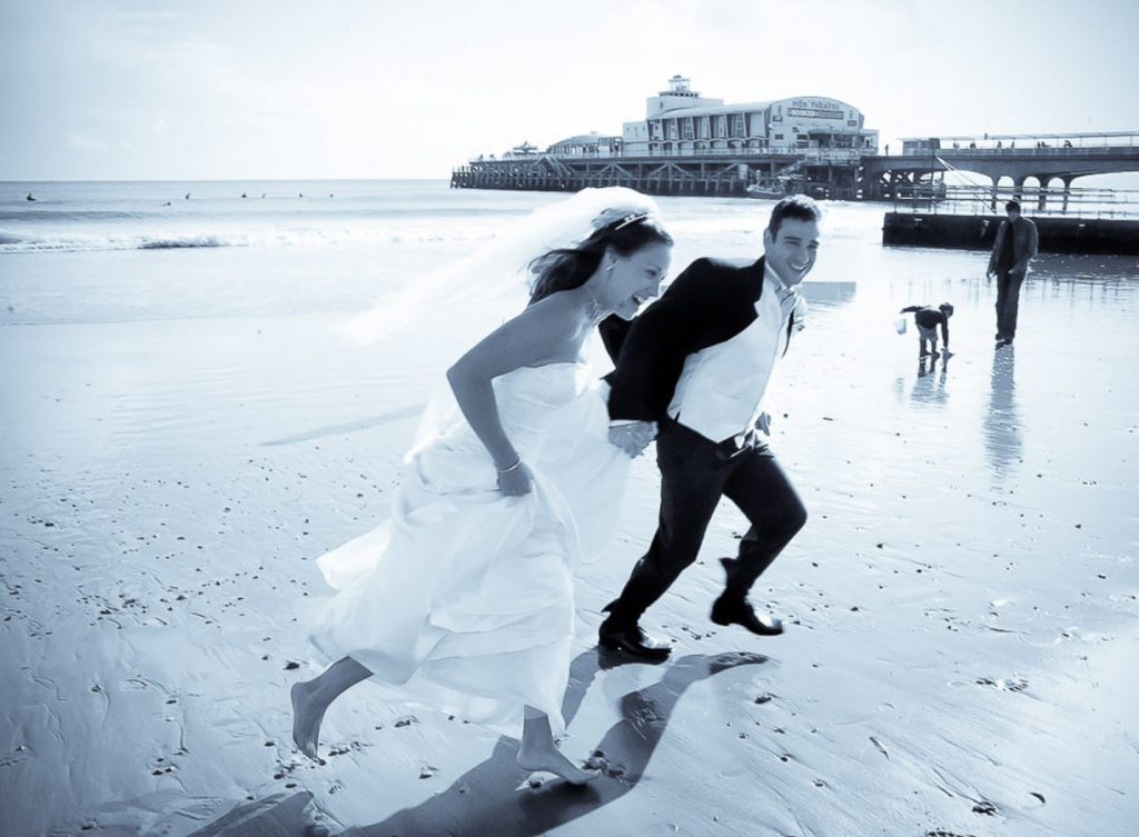 Alan Hunter Wedding Photographer in France