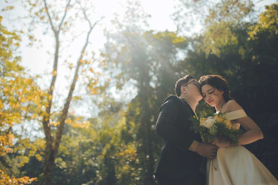 Autumn Wedding in South of France