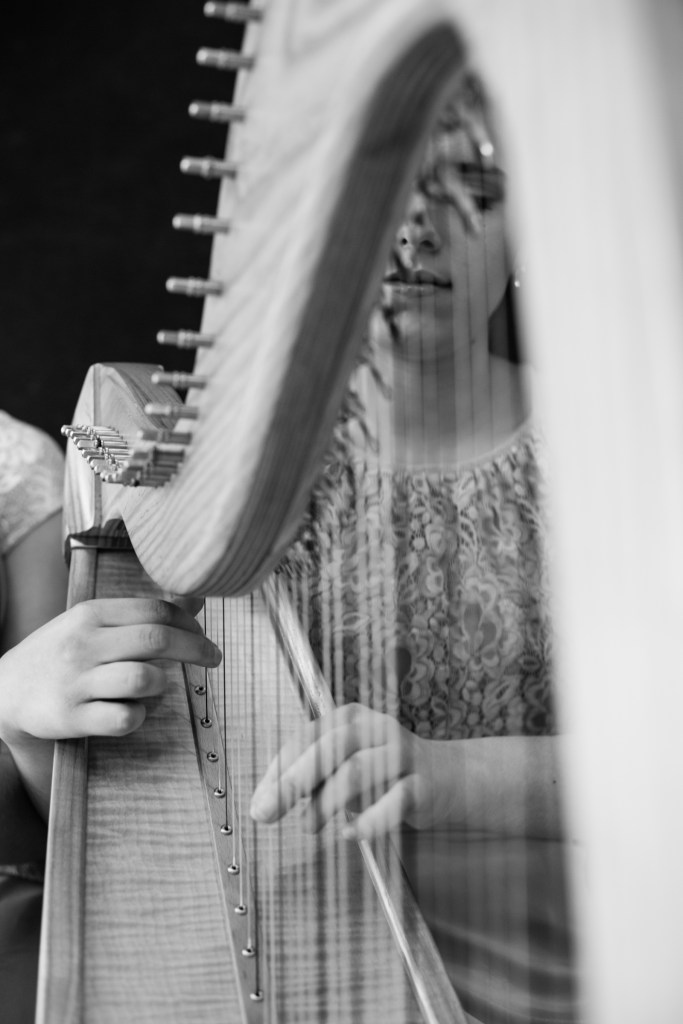 2 of Harps - Award Winning Harpists for French Weddings