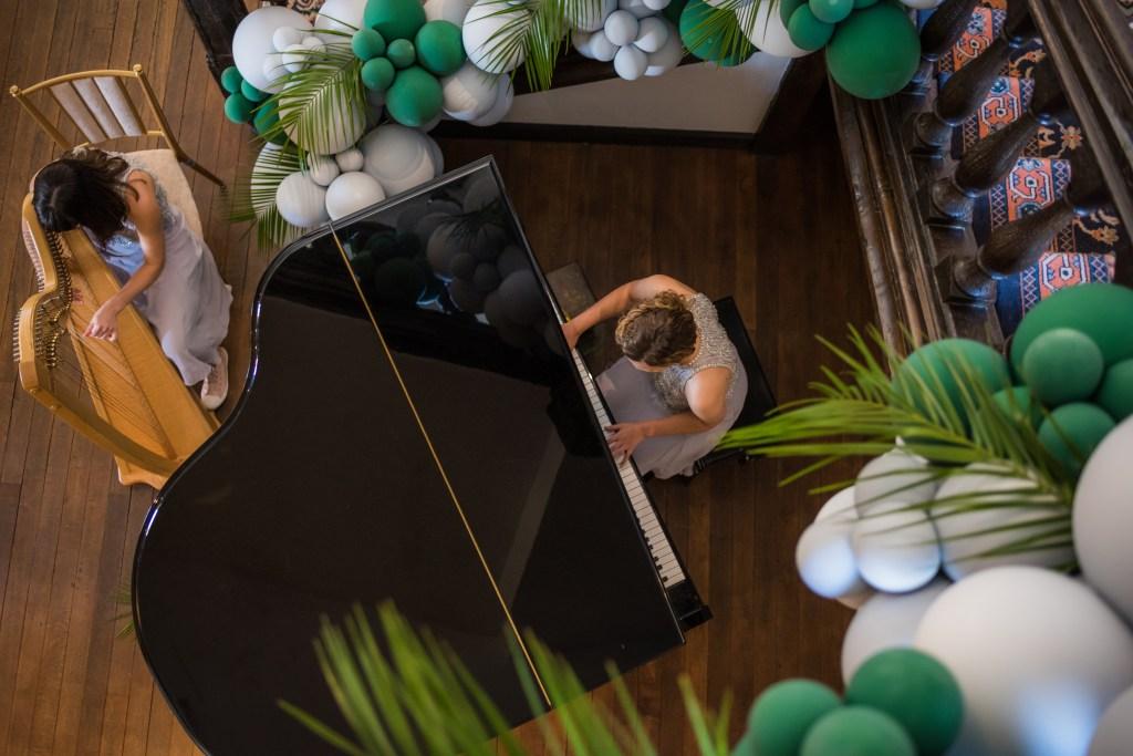 2 of Harps - award winning music for French Weddings