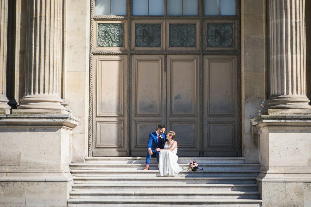 Wedding in Paris by Peach Perfect Weddings