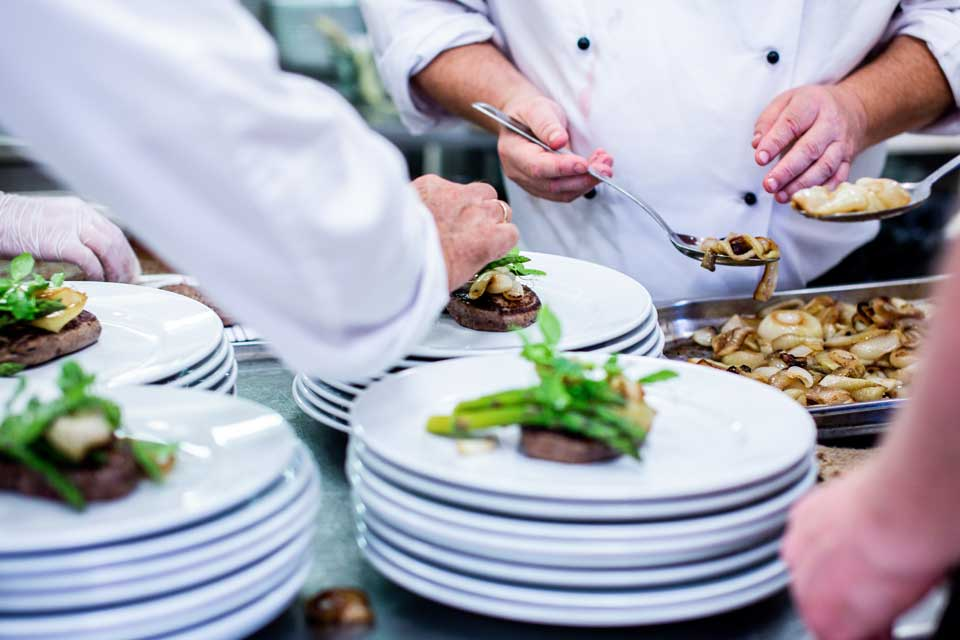 Wedding Caterers and Food Suppliers for weddings in Paris and the Ile de France