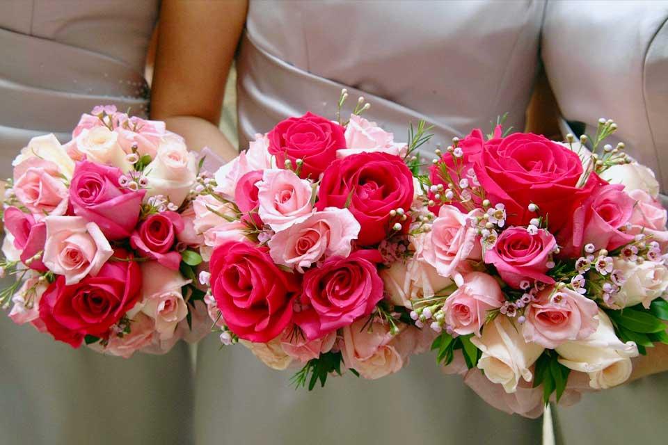 Wedding Flowers & Florists in Paris France