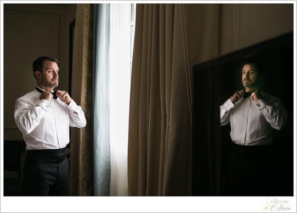 Catherine OHara - Wedding and Elopement Photographer in Paris, France