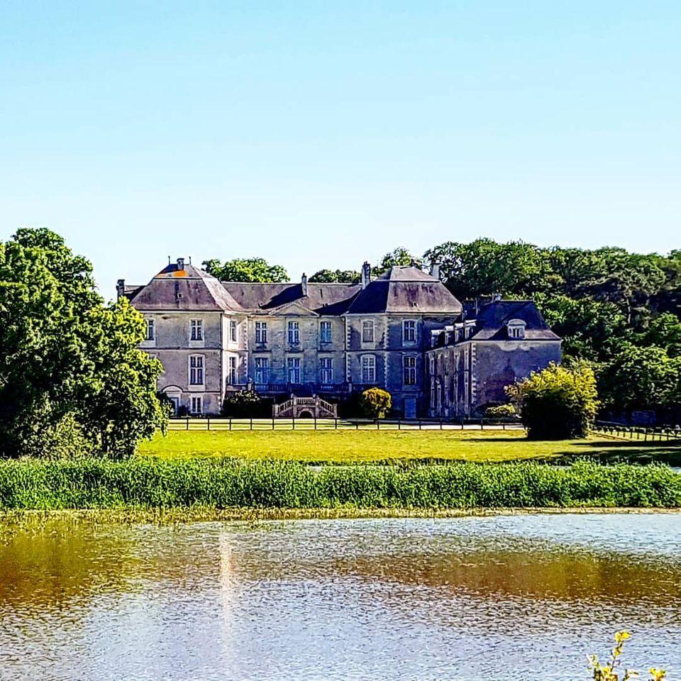 Chateau de la Rousseliere - Wedding Chateau near Nantes, France