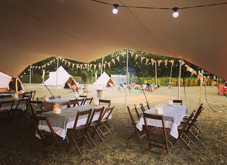 Snazzy Camp - Marquee, Tents and Glamping in France