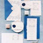 Wedding Stationery Hello Snowflake Designs France