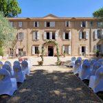 Chateau Rieutort 18th Century Wedding Venue