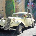 enTract'Tour Wedding Car Rental
