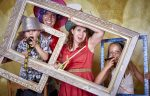 Pop-up studio & Photo Booth by Jeff and Debz photography