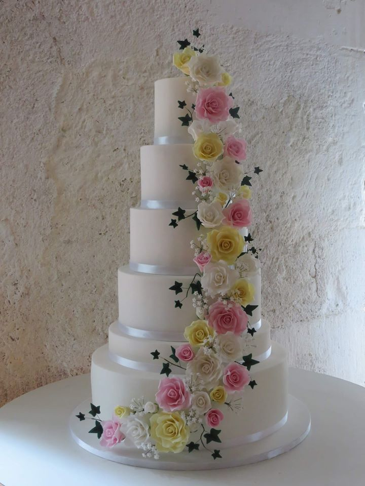 Gateaux de Mandy | Wedding cakes in France